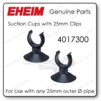 25mm Suction Cups & Clips 4017300